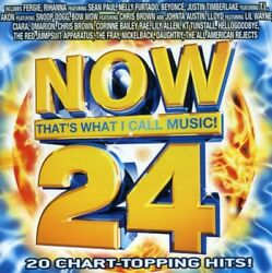 Now That#x27;s What I Call Music : Vol. 24 Now That#x27;s What I Call Music Rock 1 Disc