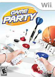 Game Party for Nintendo Wii WII Action Adventure Video Game $5.70