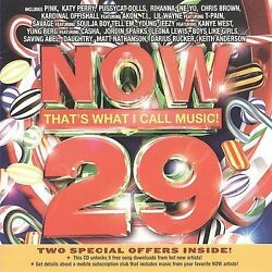 Now That#x27;s What I Call Music : Vol. 29 Now That#x27;s What I Call Music Pop 1 Disc