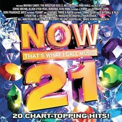 Now That#x27;s What I Call Music : Vol. 21 Now That#x27;s What I Call Music Rock 1 Disc