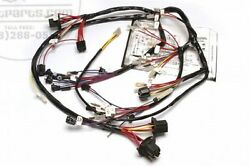 Scout 800b Under Dash Wiring Harness 4 And 8 Cylinder.