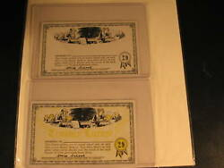 1964 Topps Nutty Awards 2 Proof Card Set 29