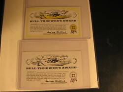 1964 Topps Nutty Awards 2 Proof Card Set 32