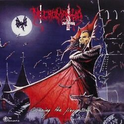 Necromantia - Crossing The Fiery Path Used - Very Good Cd