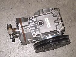 Ford A/c Compressor And Clutch R134a Oem Spec 170 Straight-6 Falcon Mustang