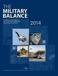 The Military Balance By The International Institute Of Strategic English Paper