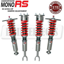 Godspeed Mrs1438 Monors Damper Coilovers Kit For Audi Allroad Quattro C5 2001-05