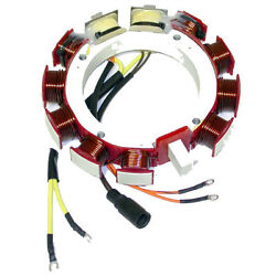 Johnson Evinrude 1988-1999 120130 And 140hp 4cyl 35 Amp Loopers Stator 584288