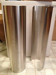 Stainless Steel Stove Pipe Heat Shield