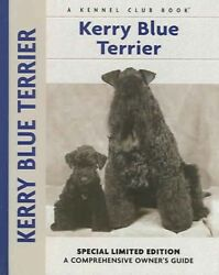 Kerry Blue Terrier by Bardi McLennan (English) Hardcover Book