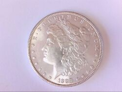 Nice Uncirculated 1889 Proof-like Or Better Morgan Silver Dollar. Buy Now