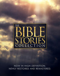 The Bible Stories Collection New Blu-ray