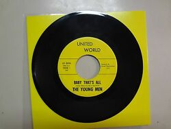 Young Menbaby That's All 205-love's Time 200-u.s.7 67 United World Music 001