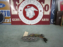 1957 1958 Lincoln Mercury Power Seat Switch