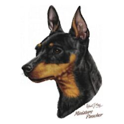 Minature Pinscher Robert May T Shirt Pick Your Size 7 X Large To 14x Large