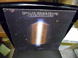 Dallas Holm And Praise I Saw The Lord [gospel] Lp 1981 Green Tree Records Vg+
