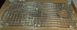 Dxv Hillside Farm House Clay/apron/stainless Steel Grid/ Rack 30 Kitchen Sink