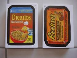 2014 Topps Wacky Packages Series 1 Ans 12 New Complete Set 110 Cards See Pixs