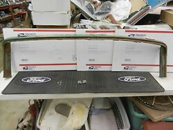 1955 1956 Ford Mercury Convertible Front Windshied Frame And 4 Brackets