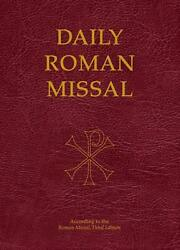 Daily Roman Missal By Our Sunday Visitor English Hardcover Book Free Shipping