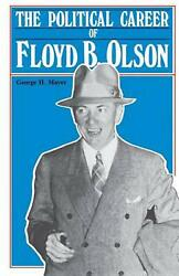 Political Career Of Floyd B Olson By George H. Mayer English Paperback Book Fr