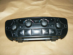 Mercedes Benz Climate Control Unit c230 c320 230 320 w203 c55 coupe 2038300685