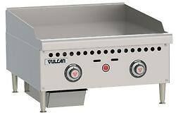 Vulcan Vcrg24-t Medium Duty 24 Snap Action Thermostatic Gas Griddle
