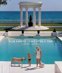 Slim Aarons: Once Upon a Time by Frank Zachary English Hardcover Book Free Shi