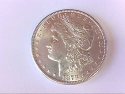 Nice Uncirculated 1878-s Proof-like Or Better Morgan Silver Dollar. Buy Now