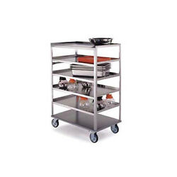 Lakeside 448 22-1/4wx36-3/8lx50-3/8h Stainless Steel Open Tray Truck
