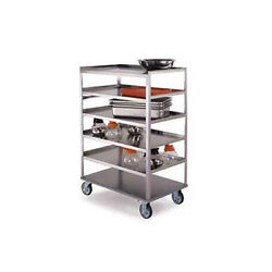 Lakeside 449 22-1/4wx36-3/8lx54-1/2h Stainless Steel Open Tray Truck