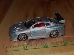 Mm Import Tuner And03901 Nissan Silvia S15 Drift Racer Rubber Tire Limited Edition