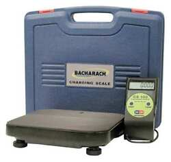 Electronic Refrigerant Scale Bacharach 2010-0000