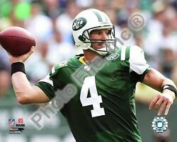 Brett Favre New York Jets Close-up Licensed Poster Picture 8x10 Photo