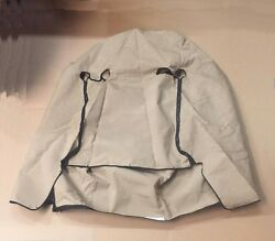 Tidewater 230lxf Hard Top/t-top Tan Console Cover 18721tr2