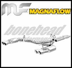 Magnaflow 19283 Competition Cat Back Exhaust 2016 Mustang Shelby Gt350/gt350r