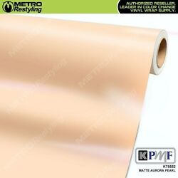 KPMF K75552 MATTE AURORA PEARL Vinyl Vehicle Car Wrap Decal Film Sheet Roll