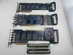 Broadcast Pix Slate SwitcherAnalogAudioO.T.T 800C Universal Interface Boards