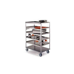 Lakeside 465 22-1/4wx51-3/8lx54-1/2h Stainless Steel Open Tray Truck