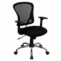 Cool Office Chairs - Flare Mesh Office Chair