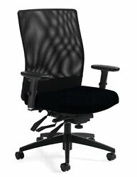 Office Furniture Chairs - Weev Ergonomic Mesh Office Chair