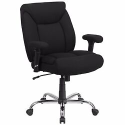 Big And Tall Office Chairs - Orthrus Heavy Duty Computer Chair