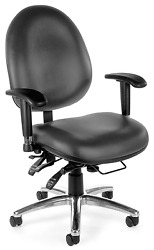 Big And Tall Office Chairs - Theseus Big And Tall Task Chair