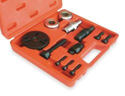 Installer and Remover AC Compressor Clutch Remover Kit Westward 1YMH6