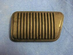 Nos 65 66 67 68 Ford Mustang Brake Pedal Pad 4 Speed Shelby C5za-2457-b