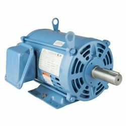 Odp20-12-286t 20 Hp, 1200 Rpm 208-230/460v, 286t New Worldwide Electric Motor
