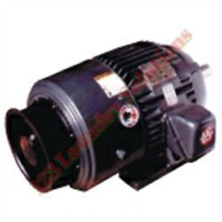New Washer Motor 25hp 230/460v 4p Uf250 F220221 For Speed Queen