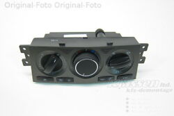 climate control panel Opel Between 2.0 CDTI 05.06- 96834887