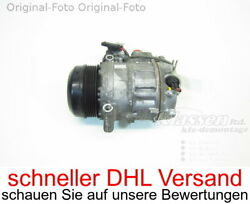 air conditioning compressor Mercedes Benz S-Class W222 S 500 A0008306200