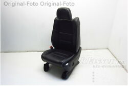 seat front Left Jeep GRAND CHEROKEE IV WK, WK2 11.10-